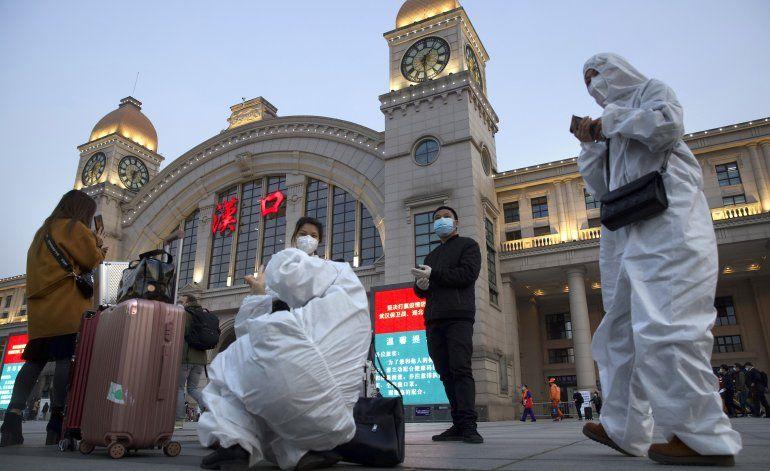 Tras 76 días, Wuhan levanta la cuarentena por coronavirus