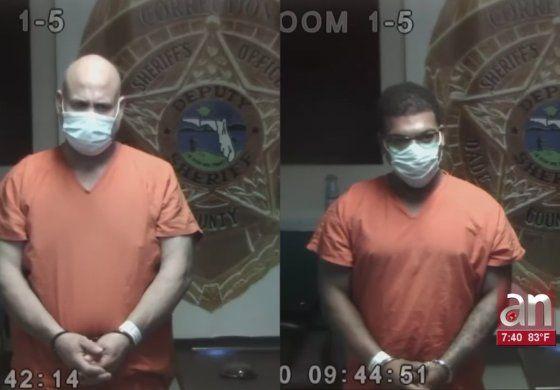 Tras las rejas dos hombres que secuestraron a una mujer en Kendall y la violaron varias veces