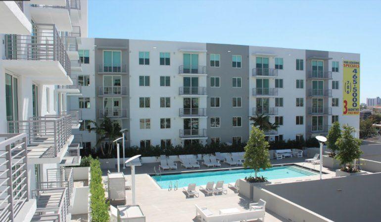 Apartamentos gratis para trabajadores de la salud del hospital Jackson Memorial