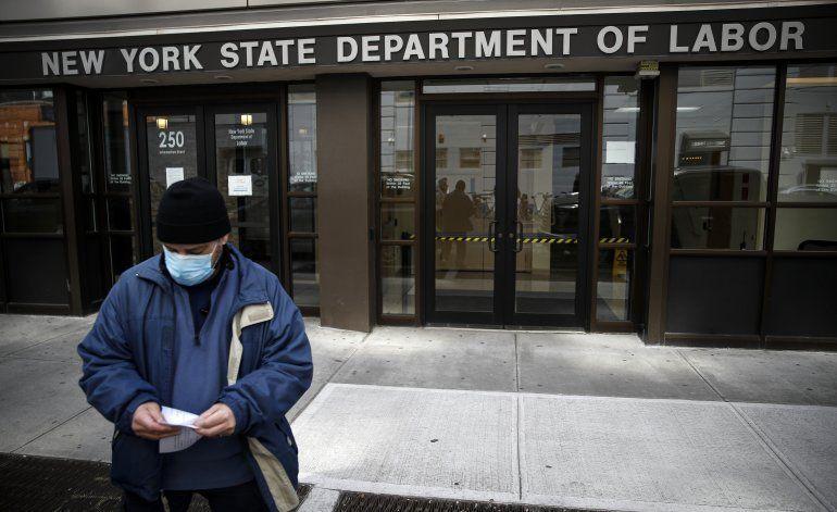 16,8 millones de estadounidenses se quedan sin empleo