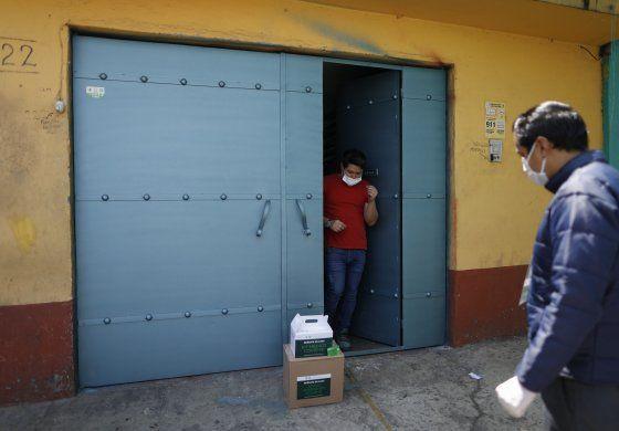 Ciudad de México busca ayudar a gente vulnerable en pandemia