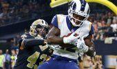 Fuente AP: Rams ceden a Cooks en canje con Texans