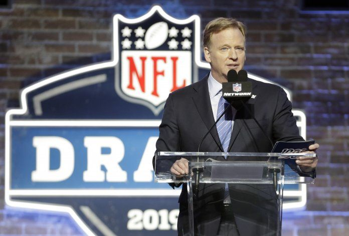 NFL: Draft será a distancia y reunirá fondos contra COVID-19