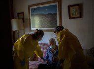 el virus destroza red de seguridad de los ancianos espanoles