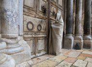 viernes santo adaptado a restricciones por virus en el mundo