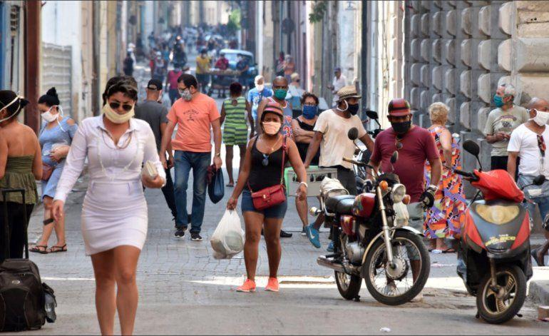 Más de 700 casos de coronavirus en Cuba y 21 fallecidos