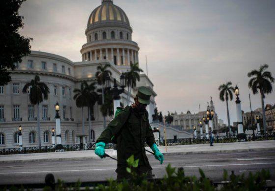 Cuba reporta 93 casos de coronavirus, la cifra más alta desde que inició la pandemia