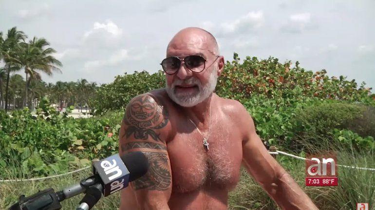 Las playas de Miami Beach permanecerán cerradas