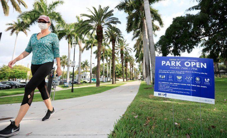 Miami-Dade registra 127 nuevos casos de Coronavirus para un total de 17,168
