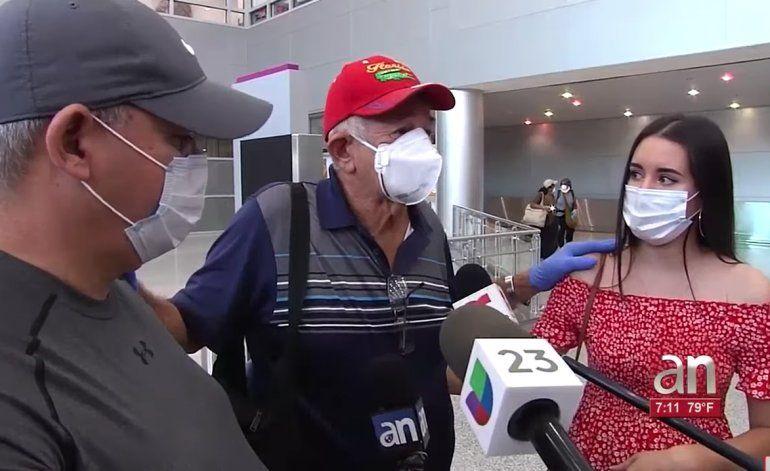 Llegan a Miami cientos de cubanos residentes y ciudadanos de EEUU que estaban varados en la isla