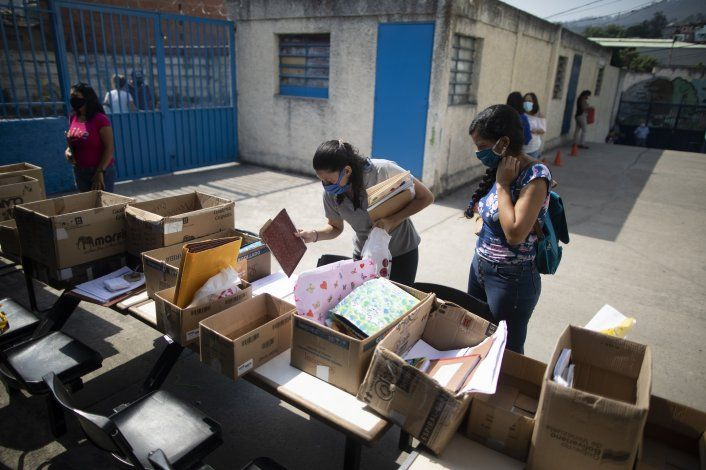 Educación remota enfrenta dificultadas en Venezuela