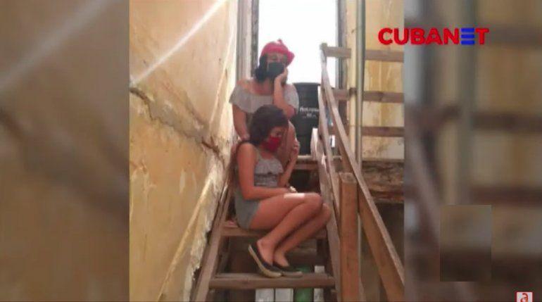 Familia cubana siente más peligro en la cuarentena en su casa que en las calles por Coronavirus
