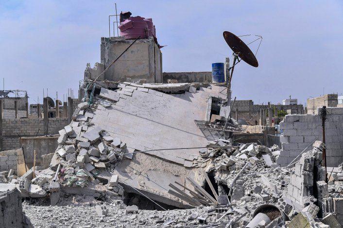 Israel se atribuye retirada de fuerzas de Irán en Siria