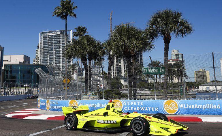 IndyCar realiza más ajustes en calendario por coronavirus