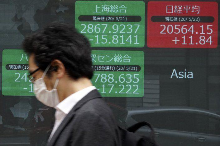 Wall Street abre en baja; mercados mundiales oscilan