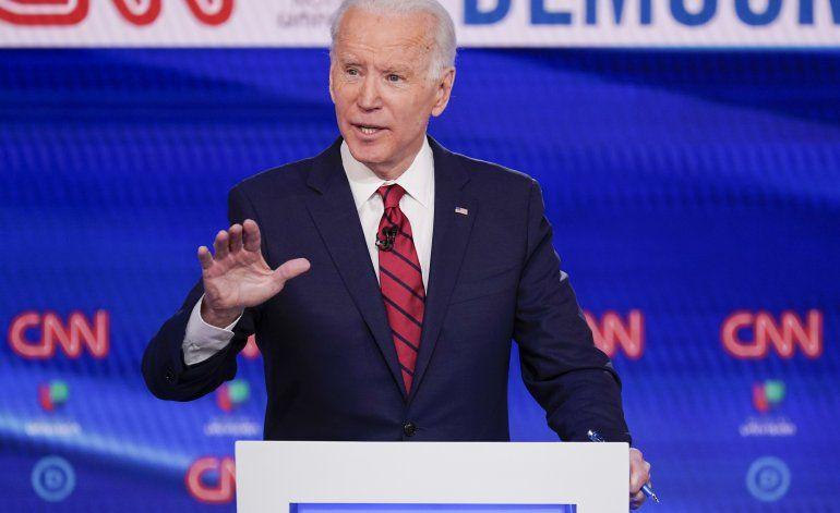 Biden: si votas por Trump y no por mí, no eres negro