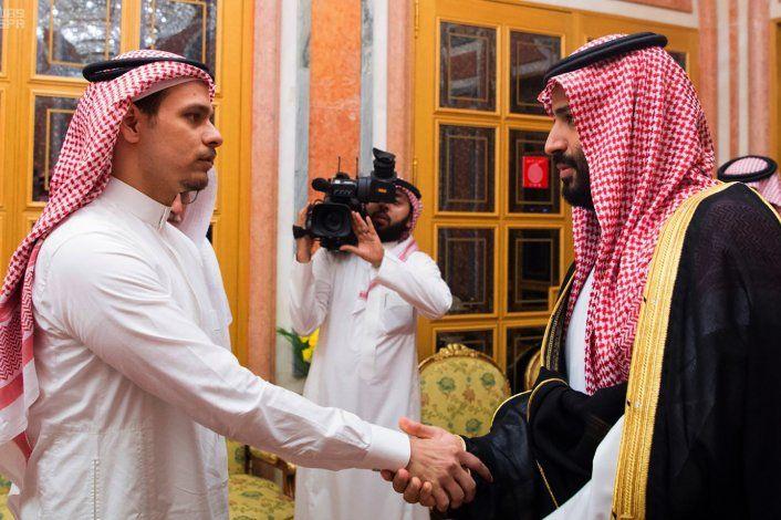 Familia de Khashoggi perdona a asesinos del periodista