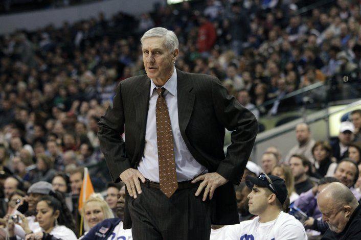 Jerry Sloan, legendario coach del Jazz, muere a los 78 años