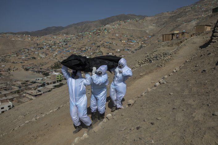 Perú extiende cuarentena hasta 30 de junio