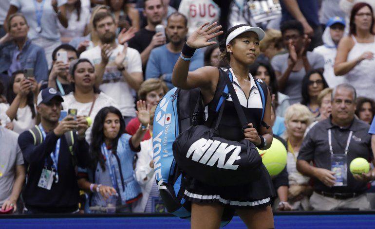 Forbes: Osaka rebasa a Serena en lista de ganancias anuales