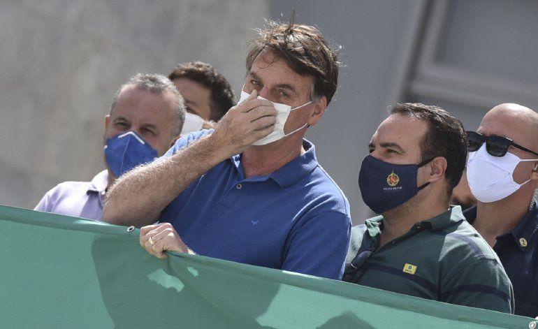 Critican a Bolsonaro por video en el que blasfema