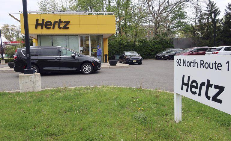 Coronavirus y deuda obligan a Hertz a declararse en quiebra