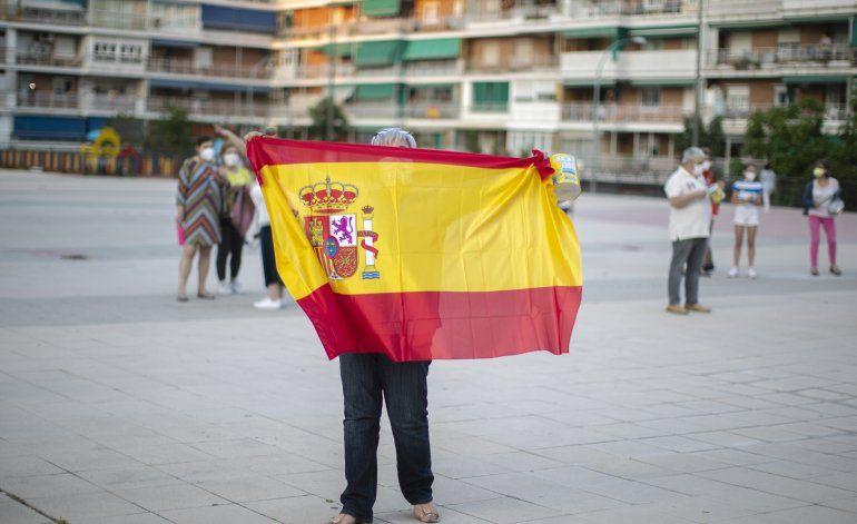 España: autorizan a Liga española a reanudar torneo en junio