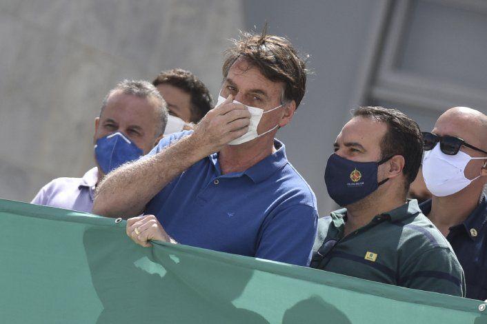 Brasil prorroga cierre de todos sus fronteras por 30 días