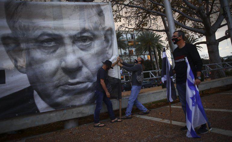Israel se presentará en la corte para lectura de cargos