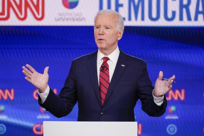 Joe Biden gana primarias del Partido Demócrata en Hawai