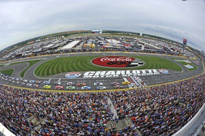 NASCAR, la opción en lo que era gran día del automovilismo
