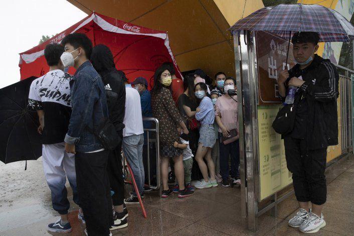 China registra tres casos más del nuevos coronavirus