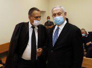 inicia juicio por corrupcion a netanyahu