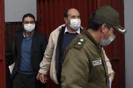 envian a la carcel a exministro de salud en bolivia