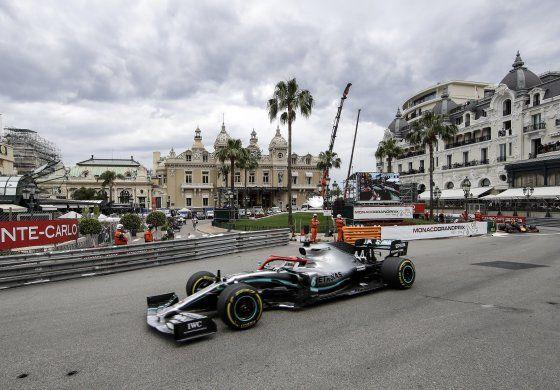 Russell gana el GP de Mónaco virtual, Gutiérrez segundo