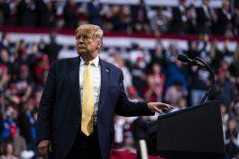 trump a votantes: confien en mi, la economia se recuperara
