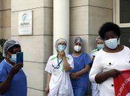 personal de asilos en francia exige mejores salarios