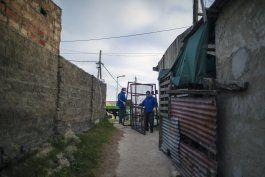 argentina estrecha medidas en barrio pobre ante contagios