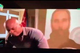 orlando luis pardo lazo denuncia el uso de su imagen en la serie tras la huella de la television cubana