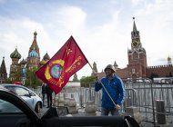 desfile militar en rusia sera el 24 de junio, tras aplazarlo
