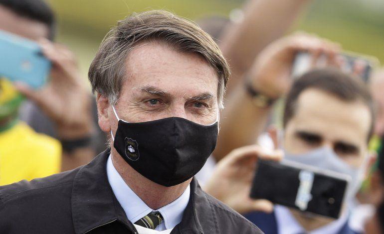Coronavirus: allanan residencia de gobernador de Río