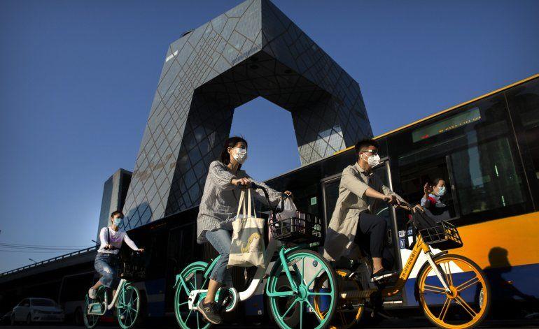 China reporta 7 casos nuevos de virus, todos del extranjero