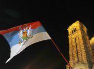 montenegro abre fronteras a varios paises; excluye a serbia