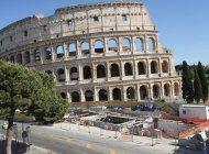 el coliseo romano comenzara a recibir visitantes nuevamente