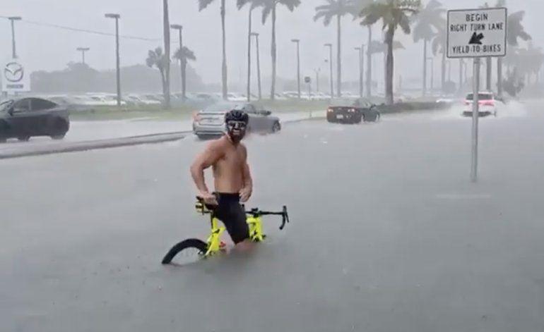 Las inundaciones de las últimas horas no serán las últimas en esta temporada de lluvias