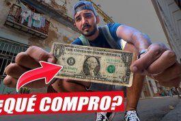 cuba amplia uso del dolar a todas las tiendas en divisas y la importacion de mercancias por los cubanos
