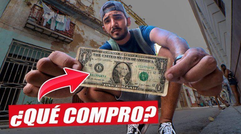 Cuba amplia uso del dólar a todas las tiendas en divisas y la importación de mercancías por los cubanos