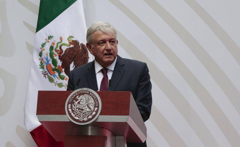 López Obrador quiere retomar sus giras la próxima semana