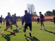 espana contempla regreso de hinchas a estadios de futbol