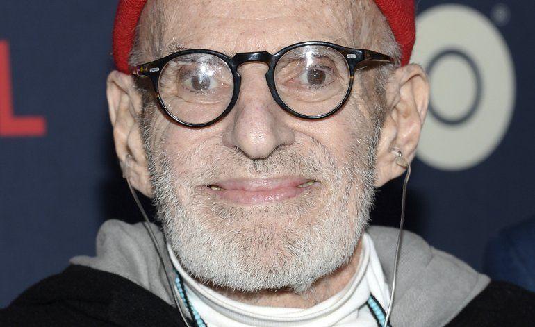Muere dramaturgo y activista Larry Kramer a los 84 años